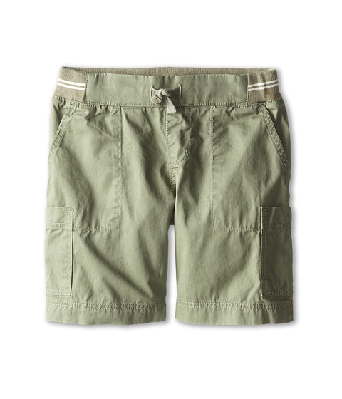 Lacoste Kids - Drawstring Cargo Bermuda Short (Little Kids/Big Kids) (Savory) Boy's Shorts