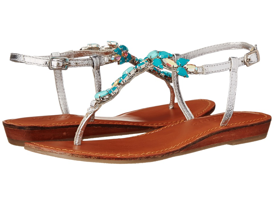Matisse - Tender (Silver) Women's Sandals