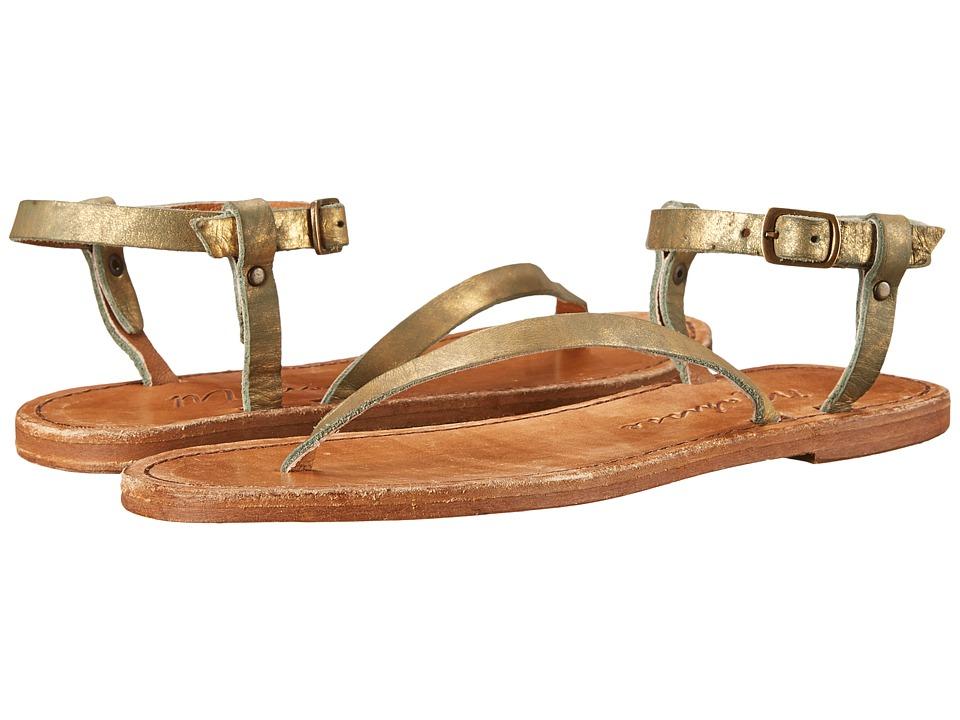 Matisse - Greek (Light Gold) Women's Sandals
