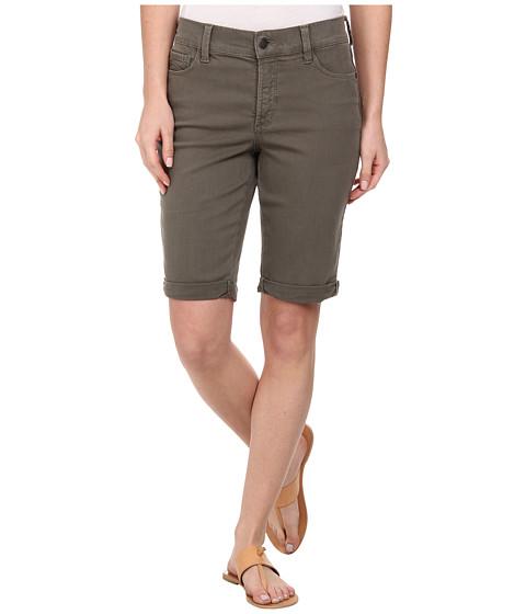 NYDJ - Briella Short (Dark Olive) Women's Shorts