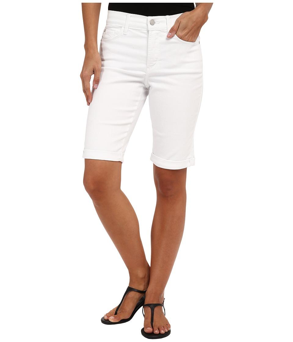 NYDJ - Briella Short (Optic White) Women's Shorts
