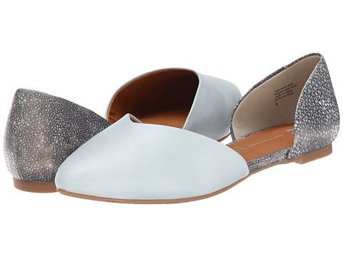 BC Footwear - Up All Night (Light Blue/Bronze) Women's Flat Shoes