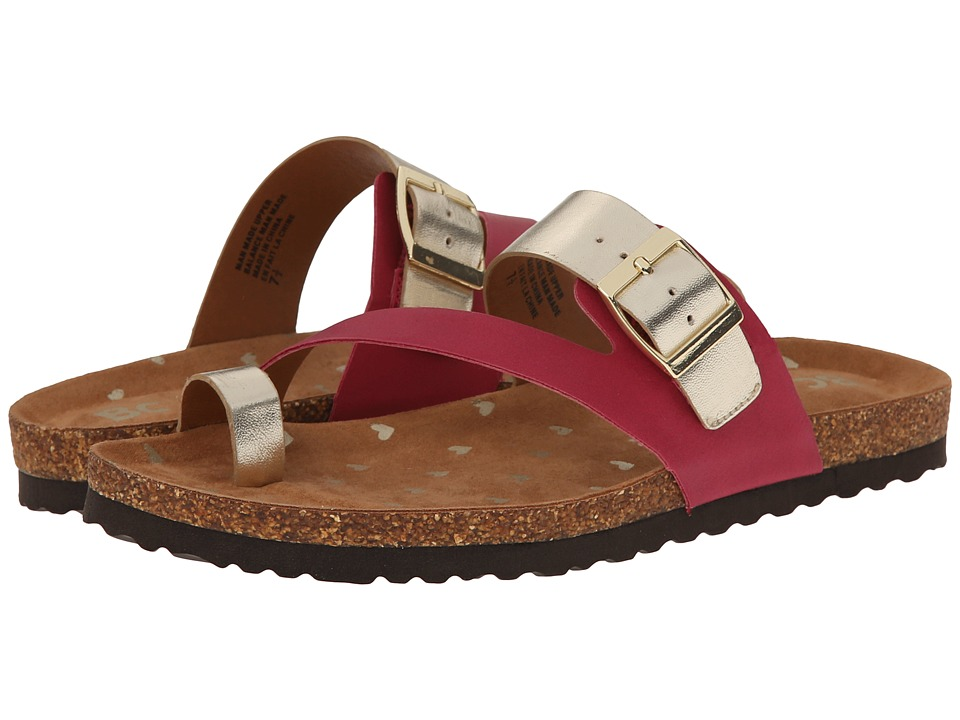 BC Footwear - Hip Hip Hooray (Pink/Gold 1) Women's Sandals