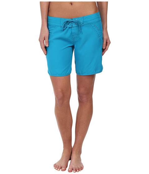 Rip Curl - Love N Surf 7 Boardshorts (Teal) Women's Swimwear