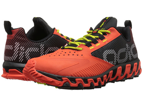 adidas Running - Vigor 5 (Bold Orange/Black/Semi Solar Yellow) Men