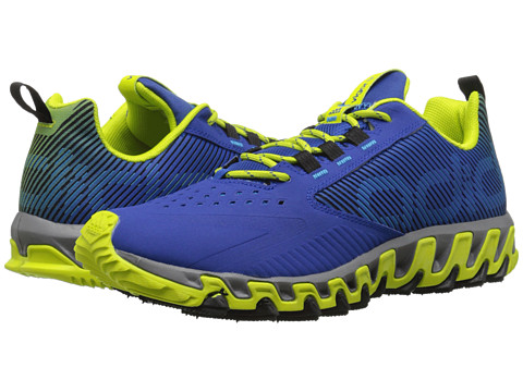 adidas Running - Vigor 5 (Collegiate Royal/Semi Solar Yellow/Solar Blue) Men