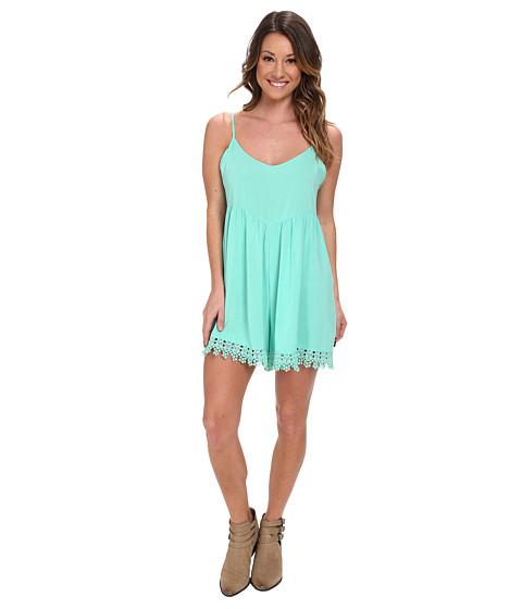 7a367da8fd1 ... UPC 887188599355 product image for Volcom - Simmer Down Romper (Green  Spray) Women s Jumpsuit ...