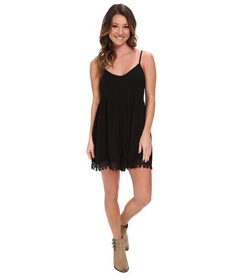 c2c167f0ab7 ... UPC 887188599300 product image for Volcom - Simmer Down Romper (Black  1) Women s Jumpsuit ...
