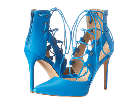 Penny Loves Kenny - Mingle (Colbalt Blue Matte) High Heels