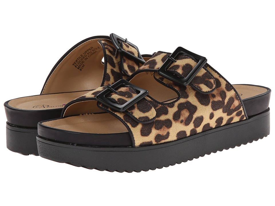 Penny Loves Kenny Mystic (Leopard Fabric) Women