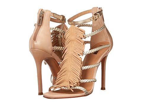 Schutz - Carmen (Ligh Wood/Platina) High Heels