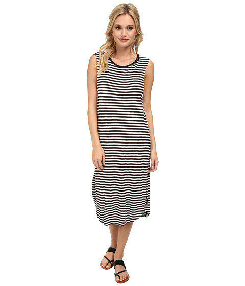 Volcom - Oblivion Dress (Vintage Black) Women's Dress