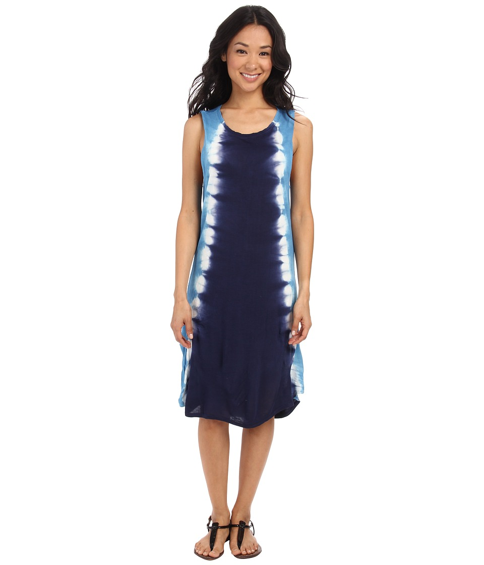 Volcom - Oblivion Dress (Sea Navy) Women