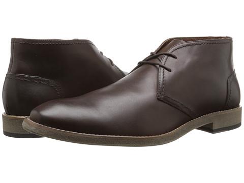 Fitzwell - Jet (Dark Brown) Men