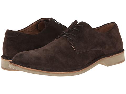 Fitzwell - Plano (Dark Brown Suede) Men