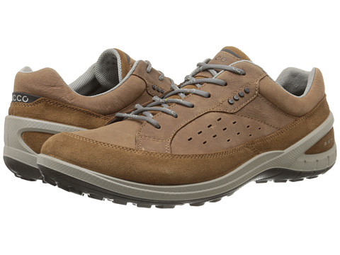 ECCO Sport - Biom Grip II (Camel/Camel) Men's Lace up casual Shoes