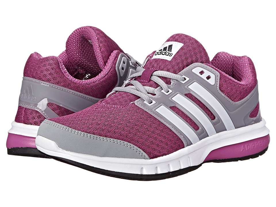 adidas Running - Galaxy Elite (Lucky Pink/White/Mid Grey) Women's Running Shoes