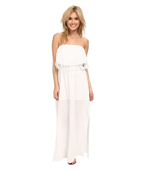 Rip Curl - Love N Surf Maxi Dress (White) Women's Dress