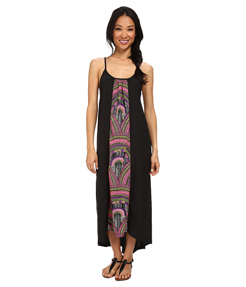 Rip Curl - Modern Myth Maxi Dress (Black) Women's Dress