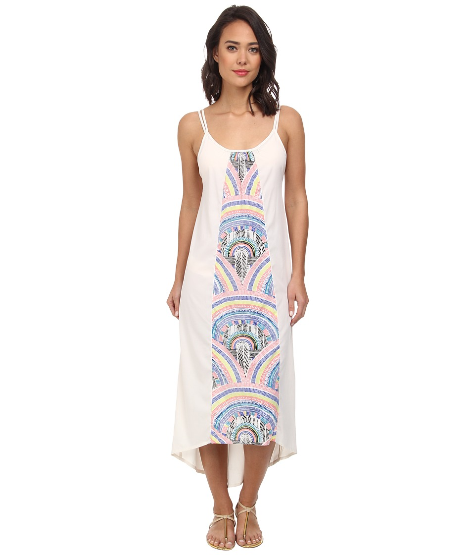 Rip Curl - Modern Myth Maxi Dress (White) Women's Dress