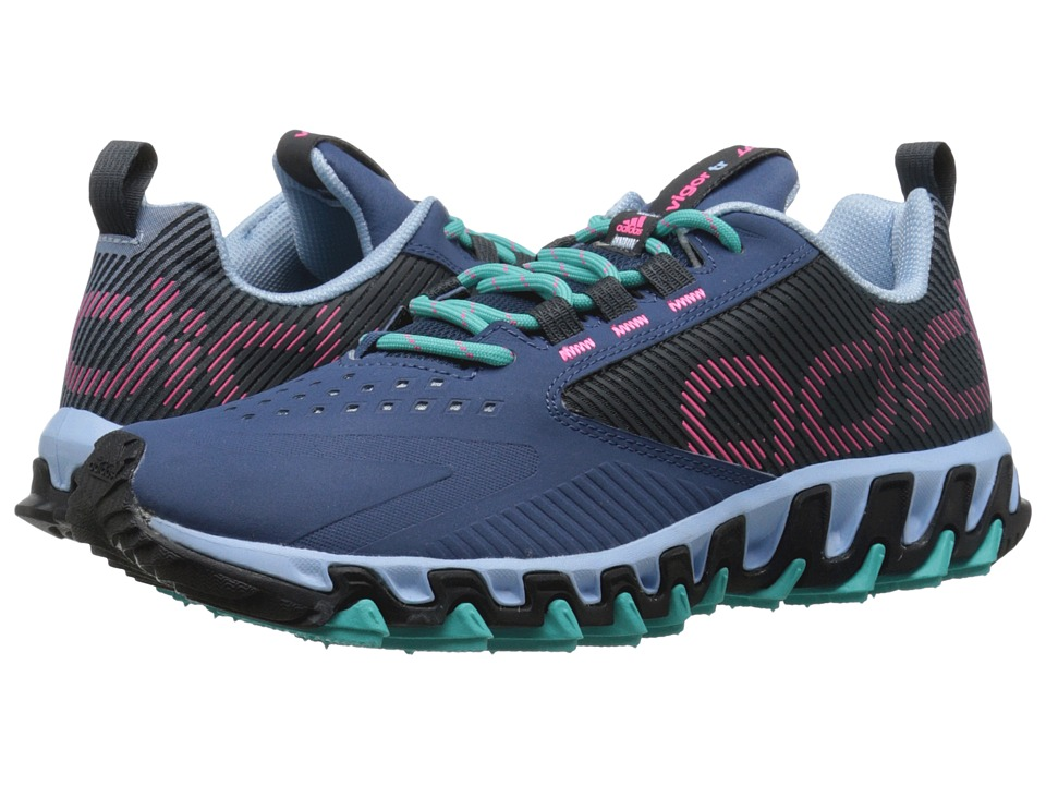 adidas Running - Vigor 5 TR (Vista Blue/Dark Grey/Vivid Mint) Women