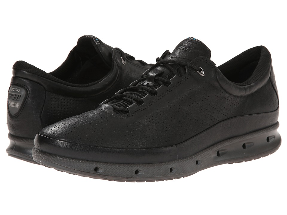 ECCO Sport - ECCO Cool (Black/Black) Men's Walking Shoes
