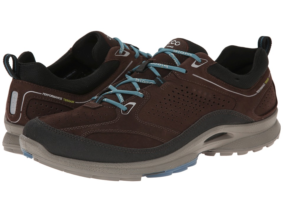 ECCO Sport - Biom Ultra Quest Plus (Black/Mocha/Petrol) Men