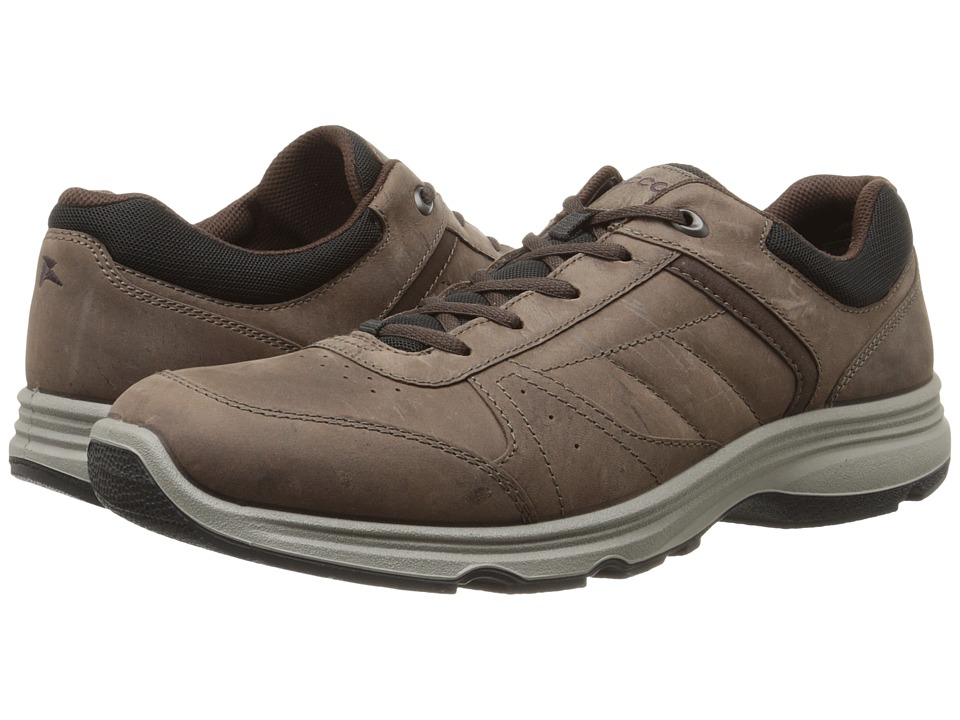 ECCO Sport - Light IV (Espresso/Black) Men's Walking Shoes