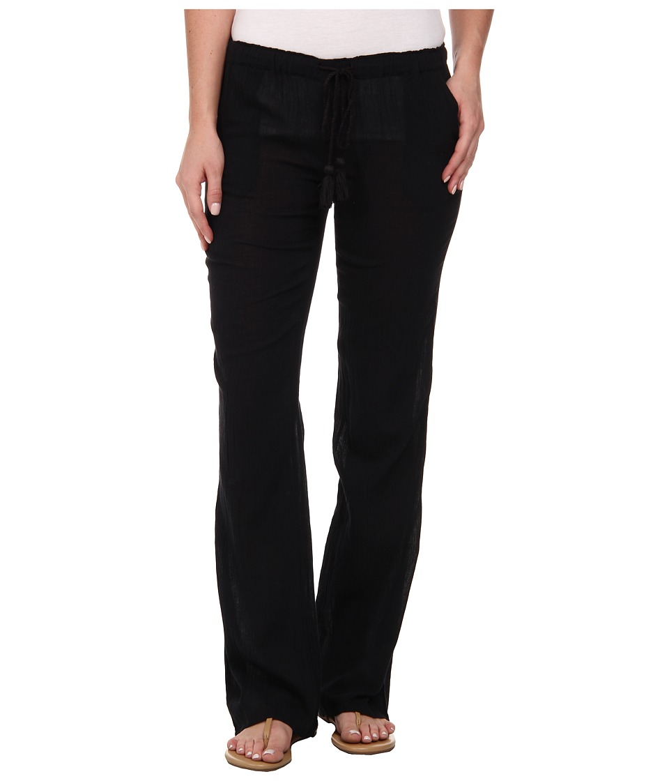 Rip Curl - Love N Surf Pants (Black) Women's Casual Pants