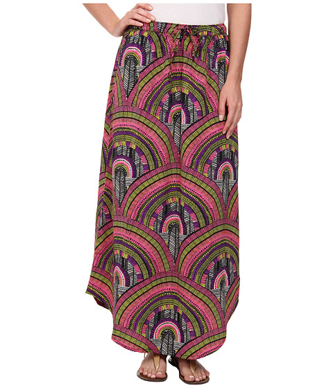 Rip Curl - Modern Myth Maxi Skirt (Black) Women