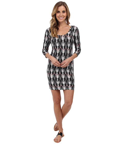 Rip Curl - Falcon Dress (Black) Women's Dress