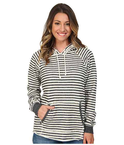 Volcom - Front Page Pullover Hoodie (Black) Women