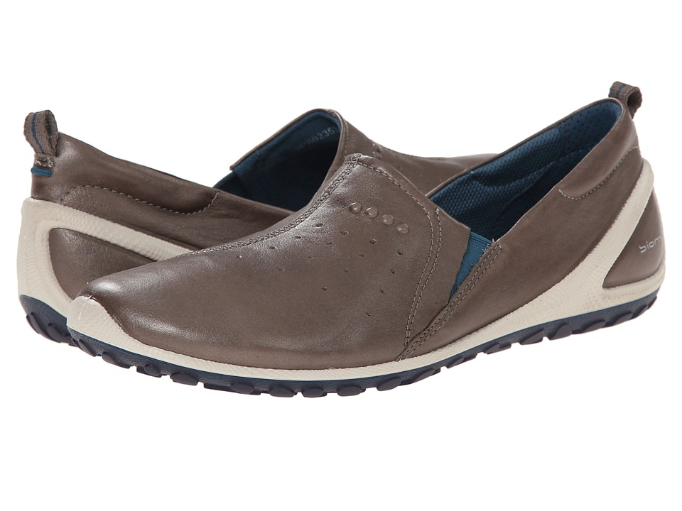 ECCO Sport - Biom Lite Slip On (Warm Grey/Sea Port) Women's Shoes