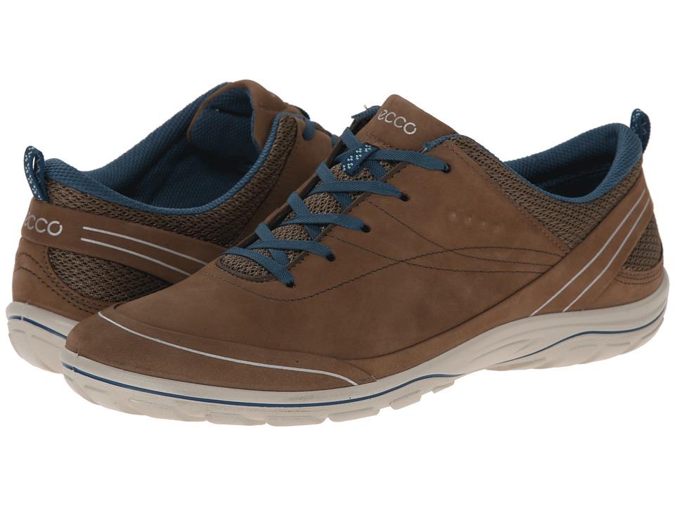 ECCO Sport - Arizona Tie (Birch/Sea Port) Women's Shoes