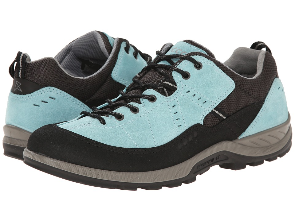 ECCO Sport - Yura (Black/Aquatic) Women
