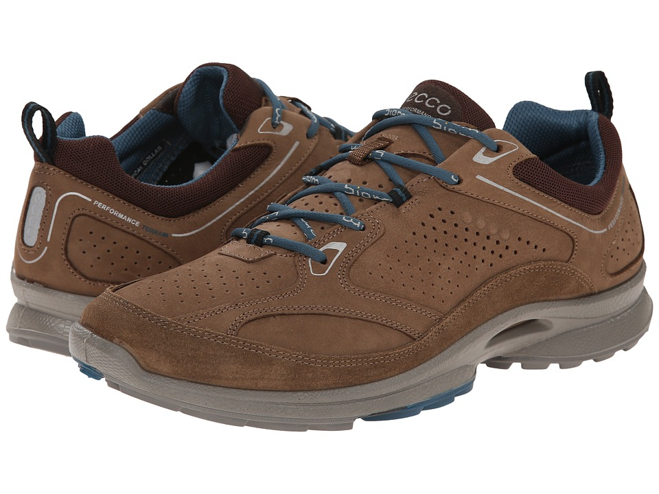 ECCO Sport - Biom Ultra Quest Plus (Birch/Birch/Sea Port) Women's Lace up casual Shoes