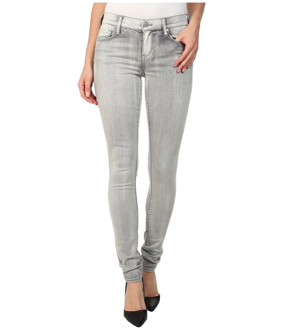 DKNY Jeans - Avenue B Ultra Skinny in Silver Dollar Wash (Silver Dollar Wash) Women