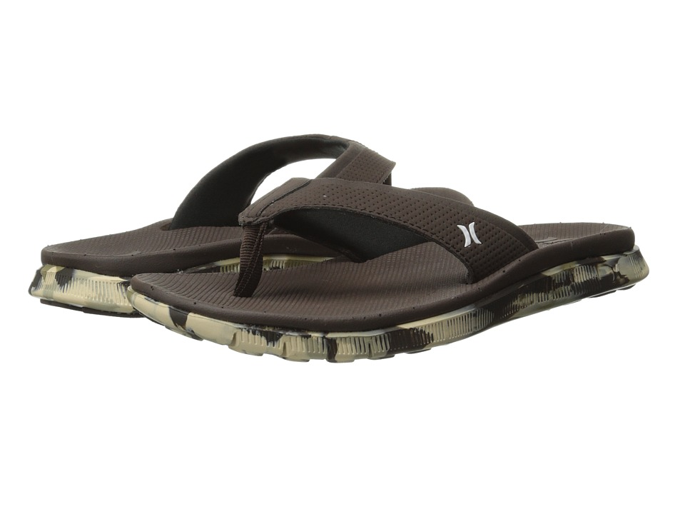 Hurley - Flex Sandal (Baroque Brown) Men's Sandals