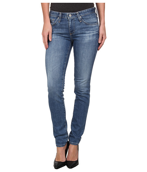 AG Adriano Goldschmied - The Stilt in 8 Years Tundra (8 Years Tundra) Women's Jeans