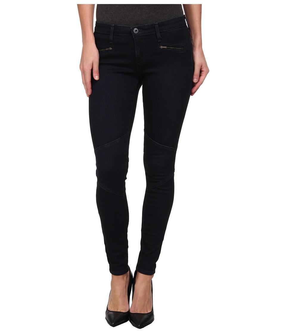 AG Adriano Goldschmied - The Moto Legging in Rustle (Rustle) Women's Jeans