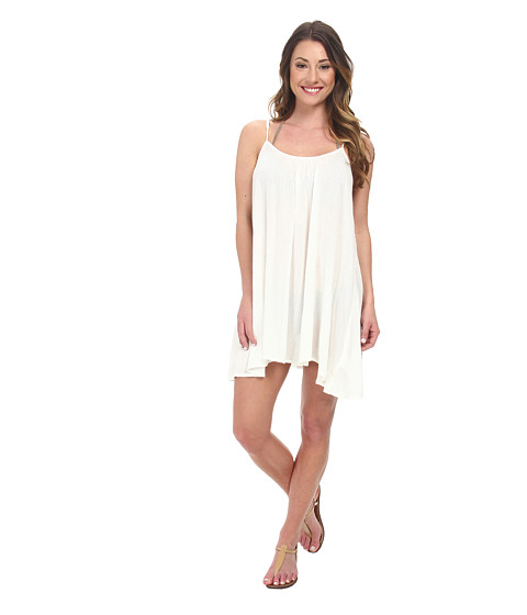 Roxy - Sweet Vida Dress Cover-Up (Sea Spray) Women's Swimwear