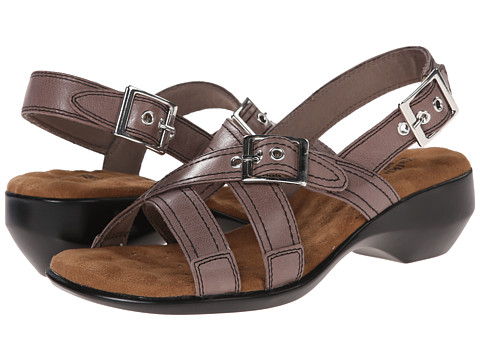 Walking Cradles - Lythe (Taupe Leather) Women's Sandals