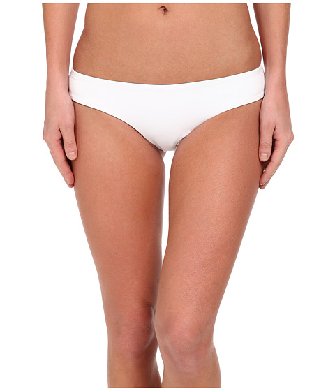 Roxy - Girls Just Wanna Have Fun Cheeky Mini Separate Bottom (White) Women's Swimwear