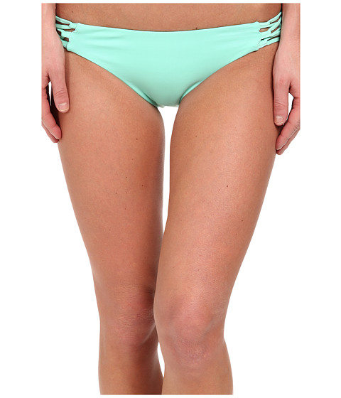Roxy - Girls Just Wanna Have Fun 70's Pant Bottom (Cabbage) Women's Swimwear