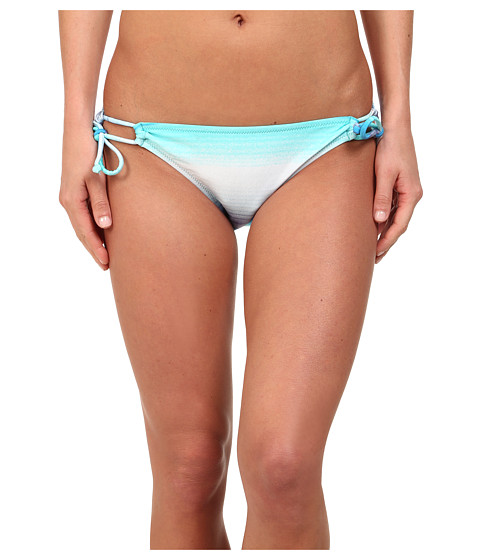 Roxy - 70s Lowrider Separate Bottom (Ocean Breeze Blue Aster) Women's Swimwear
