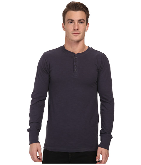 J.A.C.H.S. - Limited Edition Henley (Graphite) Men's T Shirt