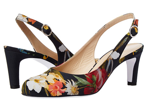 Ron White - Izabella (Onyx Bouquet) High Heels