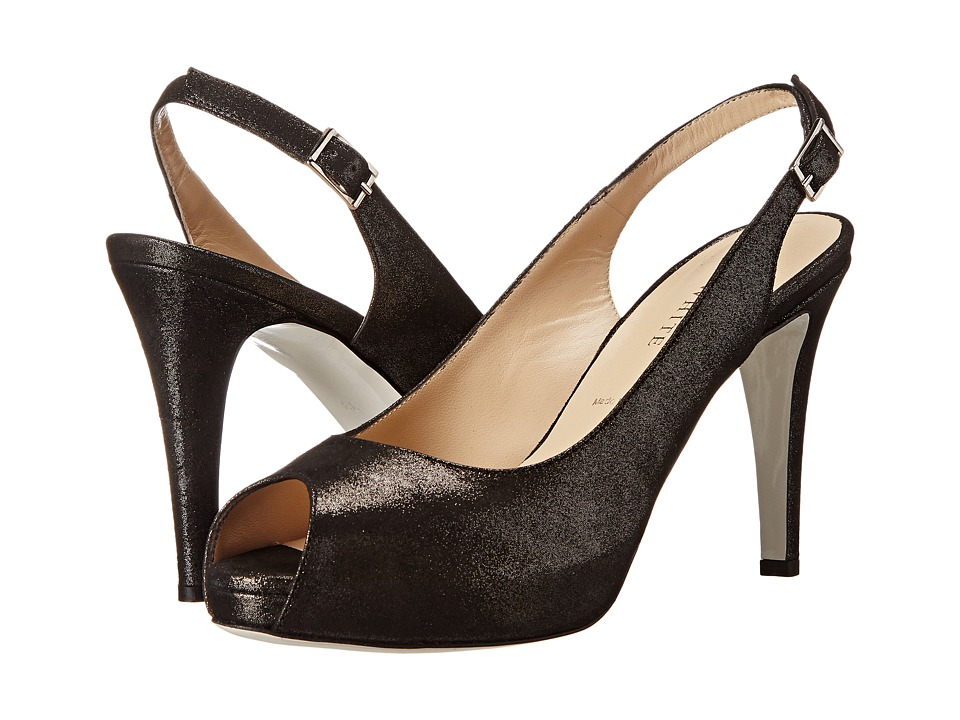 Ron White - Brooks (Onyx) High Heels