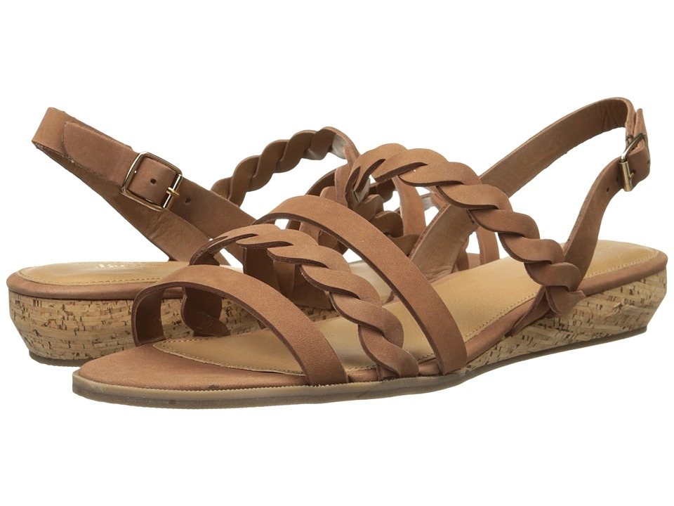 Bass - Jolie (Whiskey Nubuck) Women's Sandals