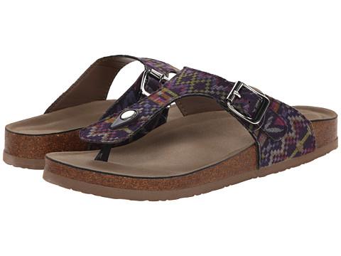 Madden Girl - Boise (Purple Multi) Women's Sandals